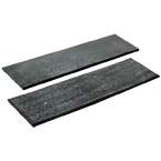 Z21230 Universal Rubber Mounting Pads - 2 Pk