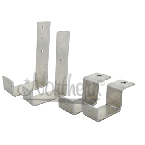 Z21260 Aluminum Radiator Mounting Kit
