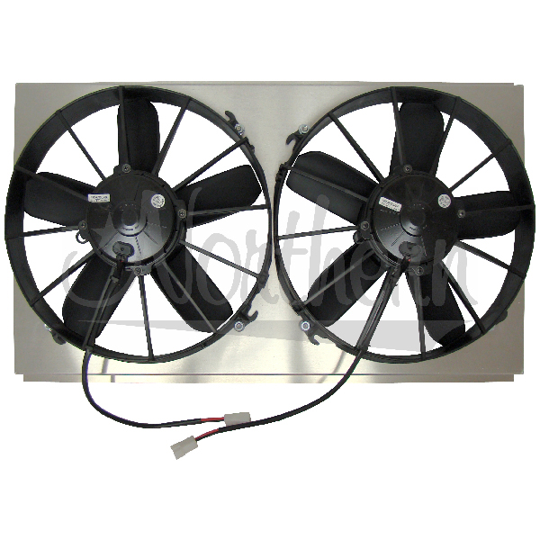 Z40101LG Radiator Fan Wiring Harness on