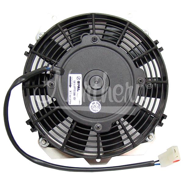 Yamaha Electric Motor Kit: Yamaha ATV Electric Fan Kit - Single 7