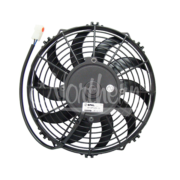 Z41008 Arctic Cat ATV Electric Fan Kit - Single 10 Fan