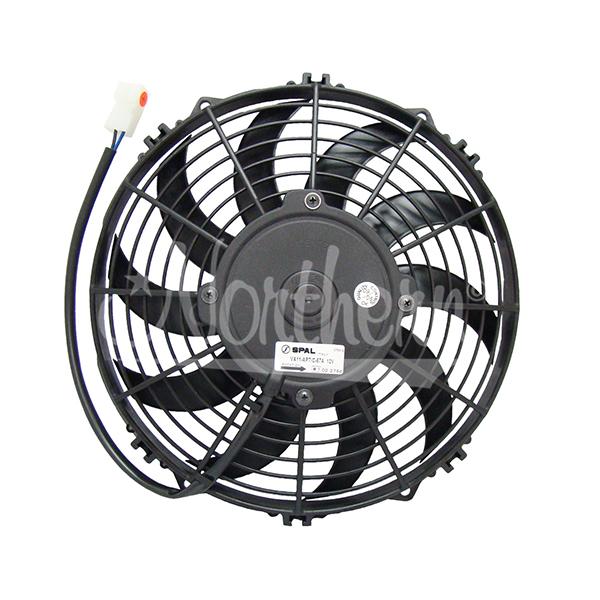 Z41008 Arctic Cat ATV Electric Fan Kit - Single 10 Fan