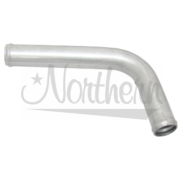 Z71005 75 Degree Bent Steel Radiator Tube 1 3/4 Dia