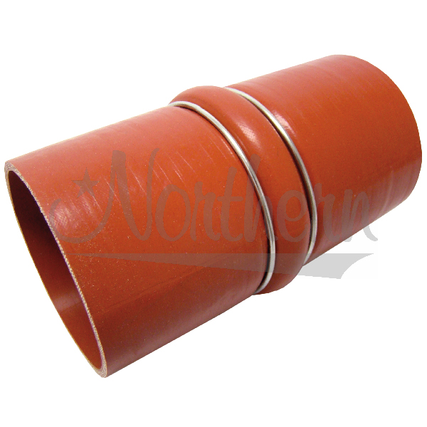 Z71077 3 1/2 Dia.  x 6 Length Silicone Charge Air Cooler Hose