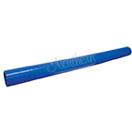 Z71089 2 1/2 Dia x 36Lg Lined Silicone Stick Rad Hose