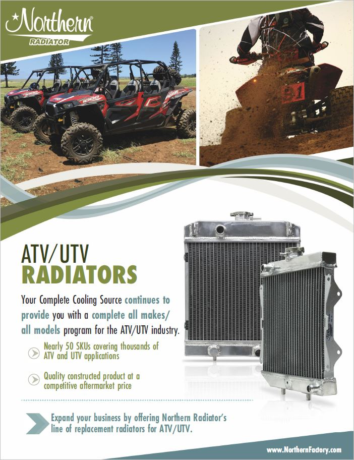 ATV UTV Cooling Products