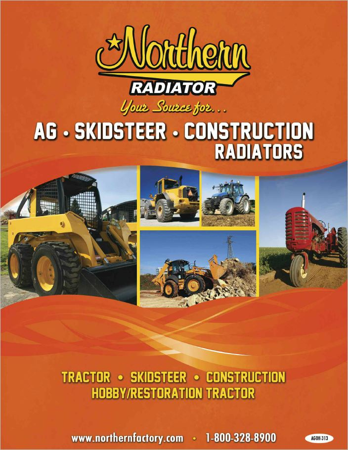 Ag, Skidsteer, and Construction Products