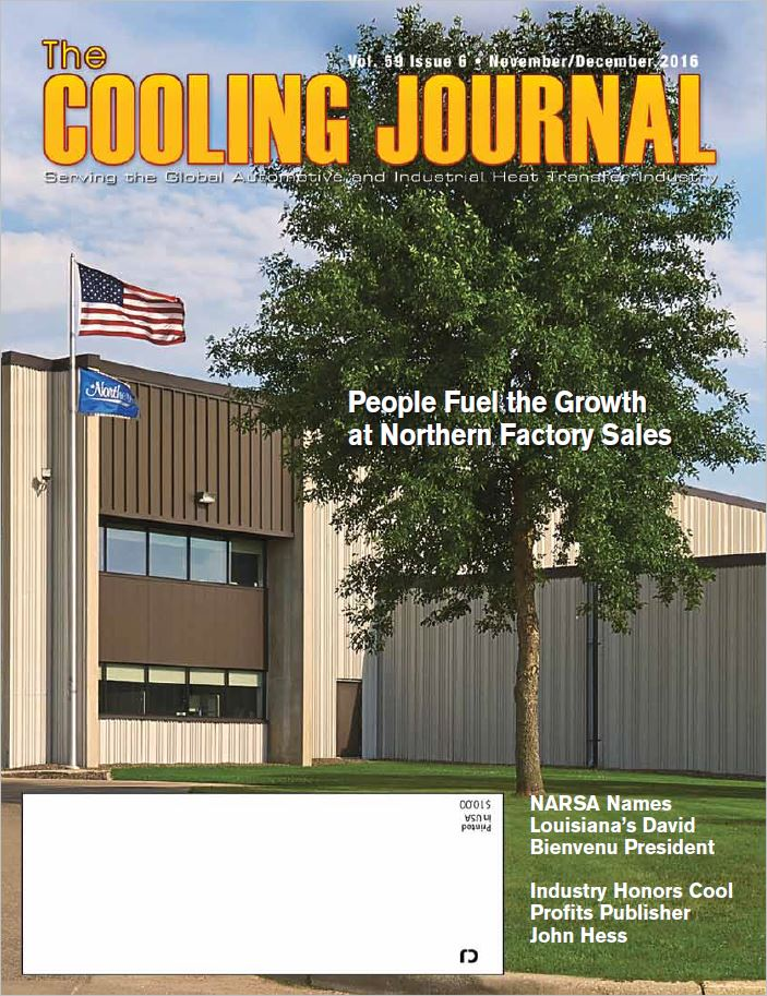 Cooling Journal