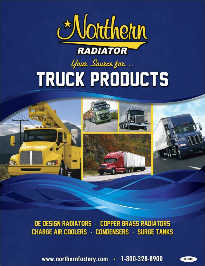 Northern Radiator Truck Products