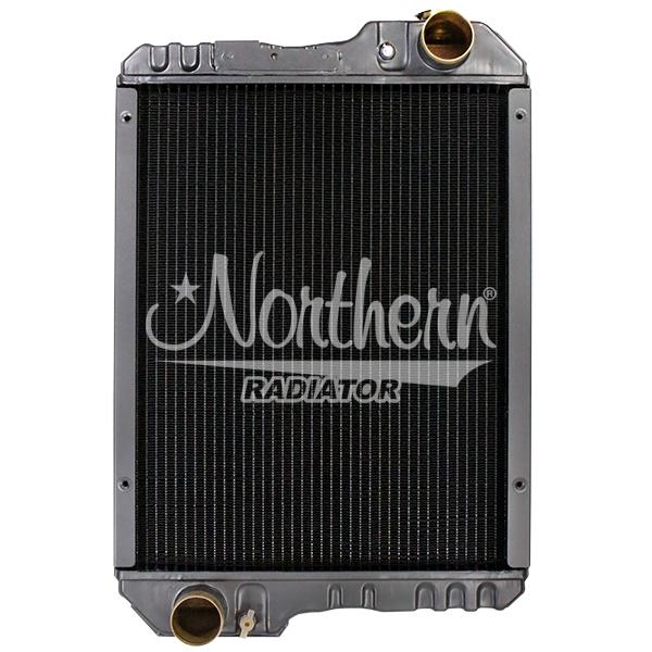 211022 Case/IH Tractor Radiator - 21 5/8 x 17 5/8 x 3 3/8