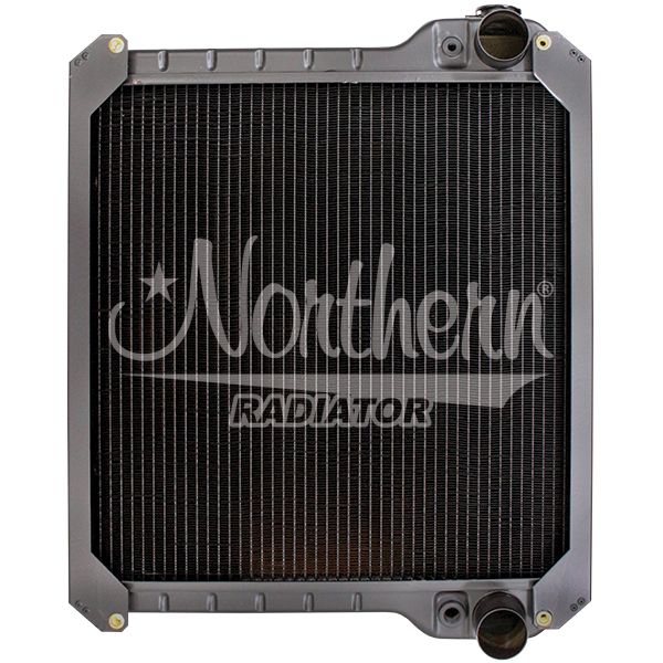 211037 Case/IH Tractor Radiator - 22 1/2 x 22 x 3 3/8 (CBR)