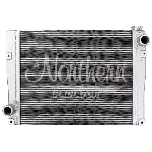 Case / New Holland Radiator - 20 3/8 x 17 x 3