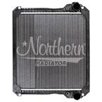 Case / New Holland Tractor Radiator - 22 1/2 x 21 5/8 x 3 15/16 (PTR)