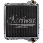 219952 Case/IH / Ford New Holland Radiator - 18 1/2 x 19 x 3 1/2