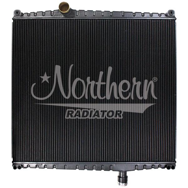 238869 Kenworth / Peterbilt Radiator - 34 1/8 x 38 7/8 x 2 1/16 (CBR Without Frame)