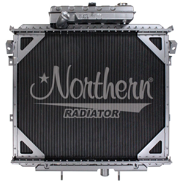 Kenworth Radiator - 35 x 40 1/16 x 2 1/16
