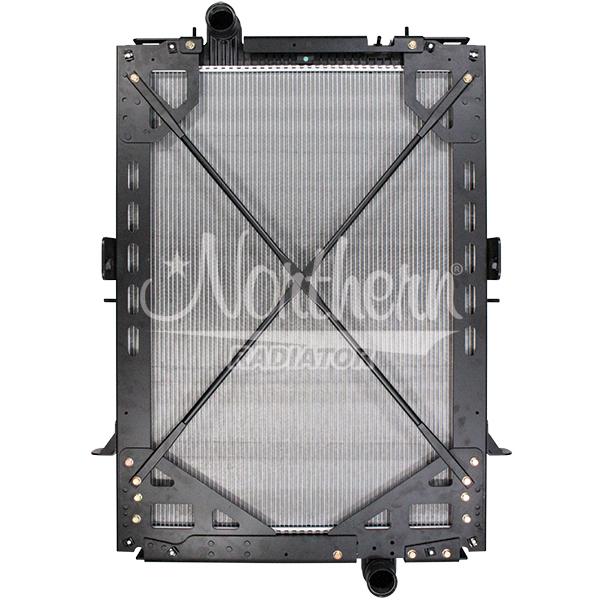 238883 Kenworth / Peterbilt Radiator - 40 1/2 x 30 5/8 x 2 (PTR With Frame)
