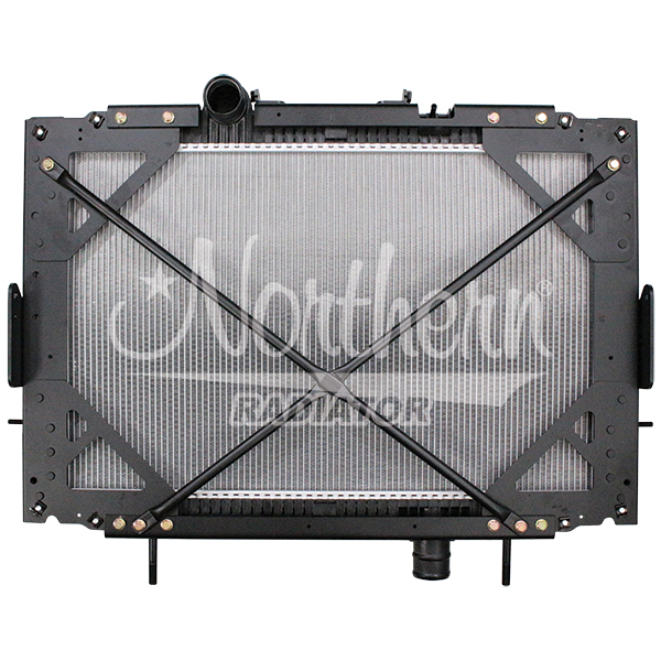 Kenworth / Peterbilt Radiator - 22 1/4 x 38 7/8 x 2 (PTR With Frame)