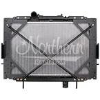 Kenworth / Peterbilt Radiator - 22 1/4 x 38 7/8 x 2 (PTR With Frame)