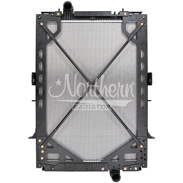 Kenworth / Peterbilt Radiator - 40 1/2 x 30 5/8 x 2 (PTR With Frame)