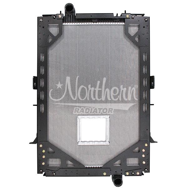 Kenworth / Peterbilt Radiator - 40 1/2 x 30 1/2 x 2 (PTR With Frame & PTO)