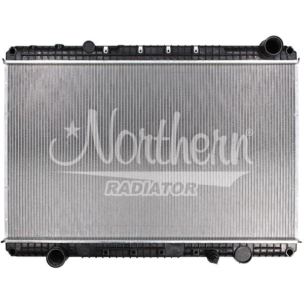 Freightliner Radiator - 23 3/8 x 38 1/2 x 2 3/16