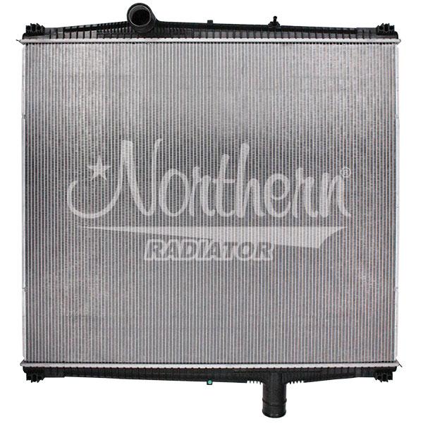 238900 Peterbilt / Kenworth Radiator - 34 1/8 x 38 15/16 x 1 5/8 (PTR Without Frame)
