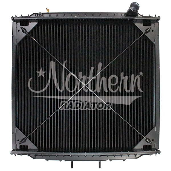 Western Star Radiator - 37 x 38 15/16 x 2 1/16